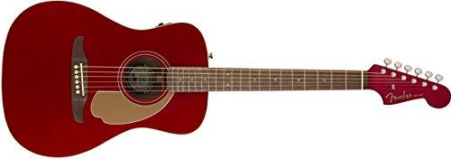 Fender California Malibu Player CAR Westerngitarre