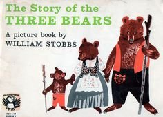 The story of the three bears : a picture book