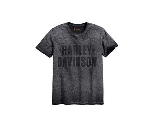 Harley-DavidsonJersey Applique Logo Slim Fit T-Shirt, 99019-18VM, XXL-SLIM