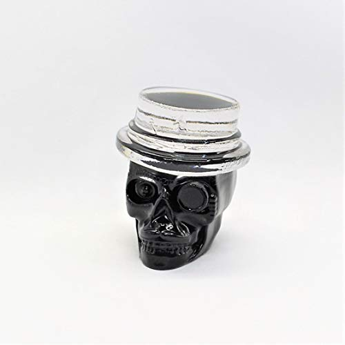 Skull Ornament - Paperweight for sale  Delivered anywhere in UK