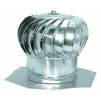 Turbine Vent (12 ALU Turbine/Base by Air Vent)