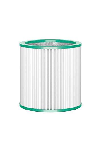 Dyson EVO Ersatzfilter (für den Pure Cool Link Turm-Luftreiniger / HEPA-und Aktivkohle-Filter zur Entfernung von Allergenen, Schadstoffen und Gerüchen aus der Luft)