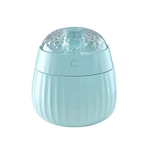 (preis wurde verhandelt) kreative projektionslampe luftbefeuchter usb luftbefeuchter mini aromatherapie maschine desktop dekoration blau -