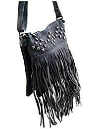 Avaneesh Synthethic Leather Women's Sling Bag In Grey Color