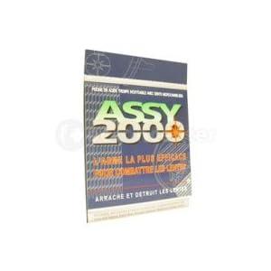 de ASSY 2000 (302)Acheter neuf :  EUR 16,80  EUR 15,00 9 neuf & d'occasion à partir de EUR 12,45