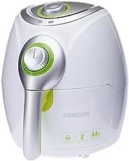 قلاية هوائية كهربائية من سينكور اس اف ار 3220 دابليو اتش، سعة 2.6 لتر، لون ابيض - SFR41005980