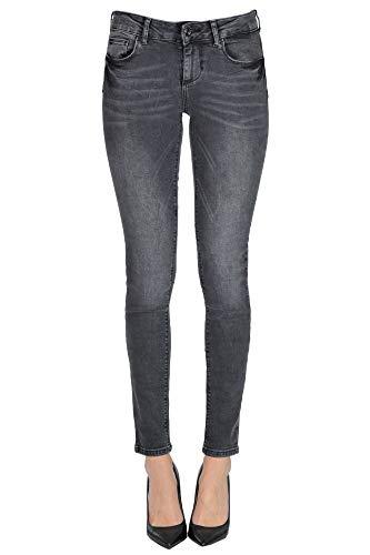 Liu Jo Luxury Fashion Damen MCGLDNM000006007I Grau Jeans | Jahreszeit Outlet