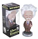 Wacky Wobbler - Albert Einstein Bobble Head