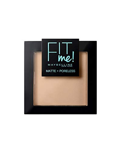 Maybelline New York Fit Me - Polvos Compactos Matificantes