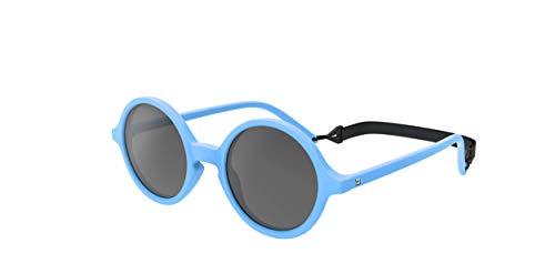 WOAM - Runde Baby Sonnenbrille - 0-2 jahre - Blau