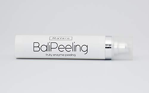 Enzym Peeling ∙ Fruchtiges Enzympeeling ∙ Zellerneuerung ∙ Bekämpft Akne und Hautunreinheiten...