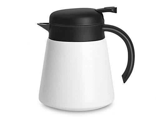 Luvan Thermoskanne 304 Edelstahl Doppelwand Vakuum Isolierte Kaffee Topf Kaffee Thermos, Kaffee Plunger, Saft/Milch/Tee Isolierung Topf -