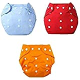 Baby Bucket All-in-One Bottom-Bumpers Washable Cloth Diaper (Multi Colours)