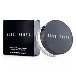 Bobbi Brown Sheer Finish Loose Powder -  07 White (New Packaging) 6g/0.21oz