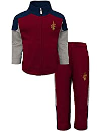 NBA Cleveland Cavaliers-Sweater and Jog Pants Set, Conjunto Ropa Deportiva para Niños