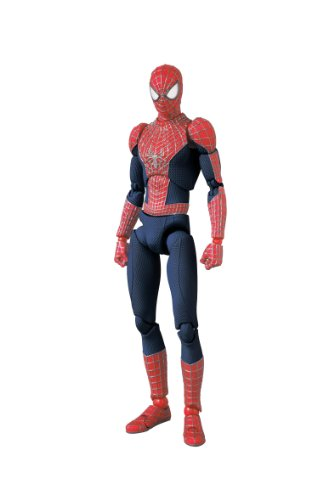 MAFEX The Amazing Spider-Man 2 Figura De Acción 2