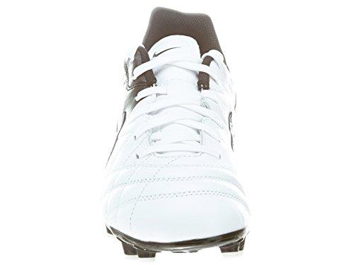 Nike Jr Tiempo Natural IV Ltr Fg-bianco (6Y) White