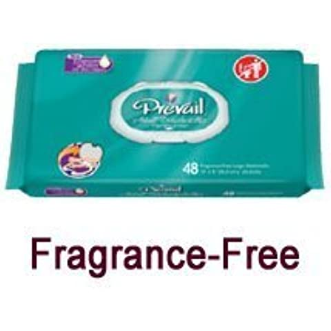 Prevail Fragrance Free Adult Washcloths by Prevail