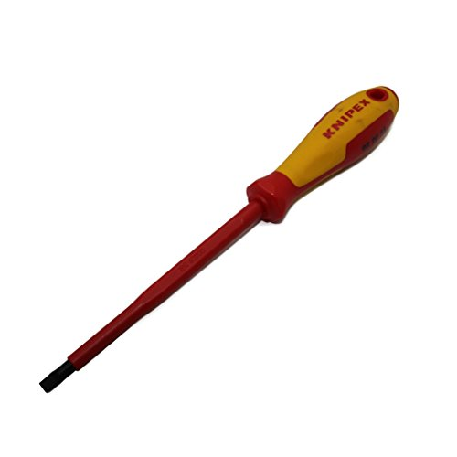 KNP.982055SL Screwdriver slot, insulated BL5,5x1,0mm Overall 982055SL KNIPEX -