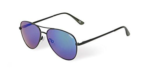 Loubsol AMA Sonnenbrille Kinder Jungen, schwarz, 10-14Jahre