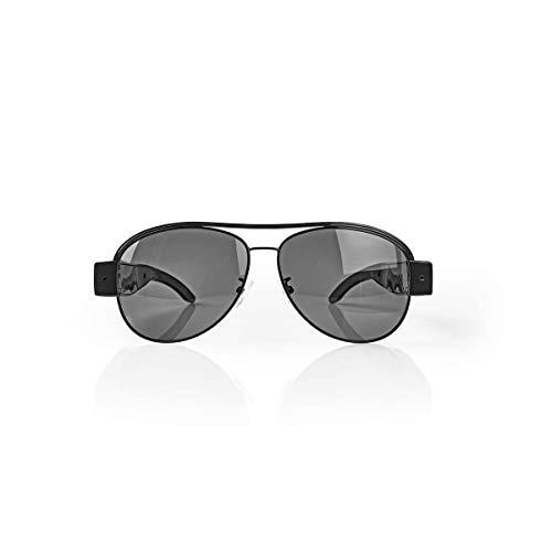 Nedis Sonnenbrille mit Spionagekamera, Auflösung: 1