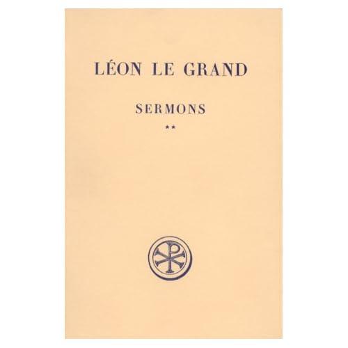 Sermons, tome 2