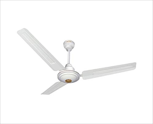 ACTIVA 1200 MM HIGH Speed BEE Approved 5 Star Rated APSRA Ceiling Fan White- 2 Year Warranty