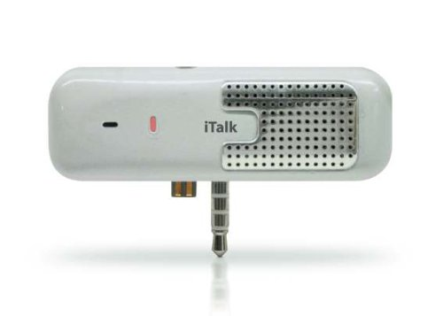 Griffin iTalk Voice Recorder für den Apple iPod