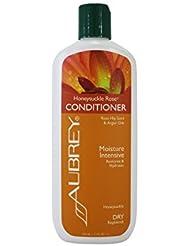 Aubrey Organics - Conditioner Hydratant pour Cheveux - Chèvrefeuille, Beurre de Karité Bio et Huile de Rose Musquée - 325ml