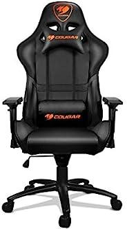 Cougar Armor Gaming Chair - Black/Orange
