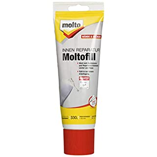 Molto Reparatur Moltofill Innen Fertigspachtel, 330 g,