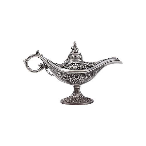 Heall Naisidier Inicio de Almacenamiento Producto Lámpara mágica de Aladdin bijox la decoración del hogar Crex