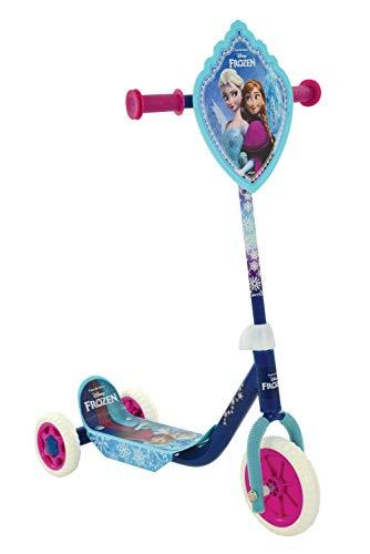 Disney Frozen M004063 Tri Scooter, Purple