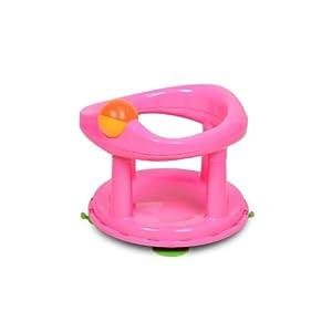 Safety 1st Swivel Bath Seat, Pink