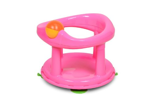 Safety 1st Swivel Bath Seat, Pink