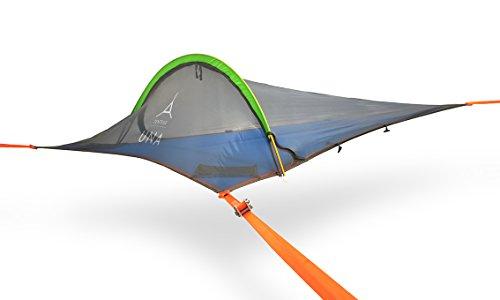 Tentsile UNAPRED Baumzelt UNA 1 Personen Zelt Trekkingzelt Flugzelt Biwak Hängematte Outdoor Survival leicht 2,9 kg