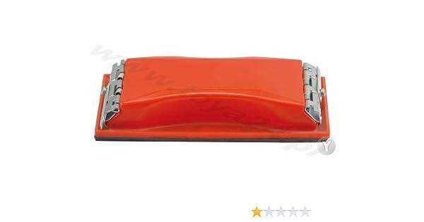 Handschleifer Schleifklotz 212x105mm KFZ Schleifer groß