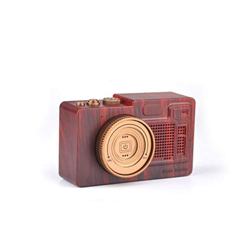 Mini Audio Portátil, Altavoz Bluetooth Interior para el Hogar de Regalo Creative...