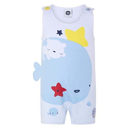 Tuc Tuc Pyjama en Jersey Tiny Bear
