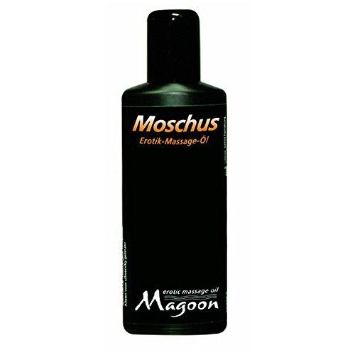 Orion 621552 Moschus Erotik-Mass.-Öl 100 ml