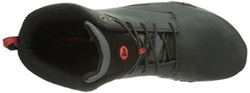 Merrell HELIXER MORPH FROST Herren Hohe Sneakers Schwarz (Black)