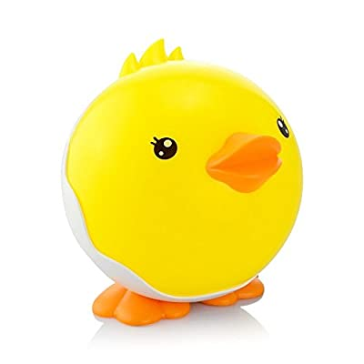 Intsun Cartoon Duck Night Light Children Night light Touch Control 3 Mode Dimmable LED Light USB Rechargeable Table Lamp Children Desk Lamp