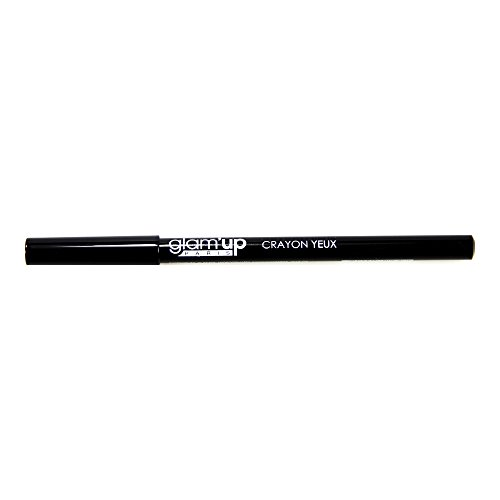 Glam'Up - Maquillage Yeux - Crayon Noir - Fabrication Européenne