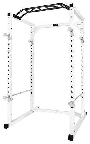 Bad Company Pro Power Cage/Rack/Hantel Käfig/Kraftstation BCA-08