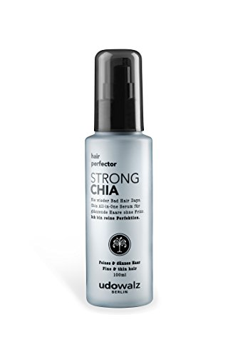 Udo Walz Hairfood Hairperfector Serum Strong Chia, 1er Pack (1 x 100 ml) (Styling-glanz-serum)