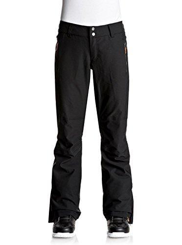 Roxy Cabin - Snow Pants for Women - Snow-Hose - Frauen - M - Schwarz (Schwarze Snowboard-hosen-frauen)