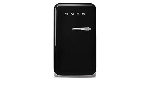 Smeg Kleiner Kühlschrank : Smeg fab lbl autonome l d schwarz kühlschrank u kühlschränke
