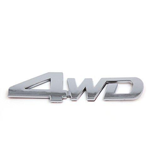 DealMux tono plata plástico Auto 4WD diseño coche