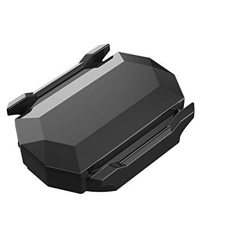 ouying1418 Portable Size Cycling ANT+ Wireless Speed Cadence Sensor for Garmin Garmin Speed Cadence Bike Sensor