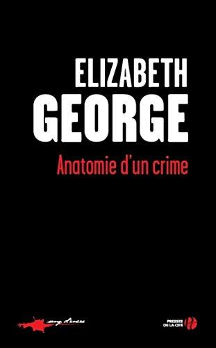 Anatomie d'un crime (SANG D ENCRE)
